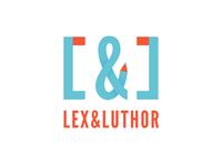 LEX&LUTHOR Logo
