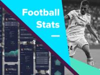 Football stats app (rethinking)