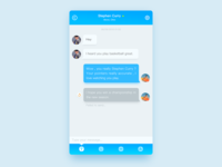 Daily UI #013 Direct Messages