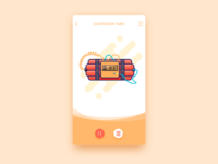 Daily UI #014 Countdown Timer