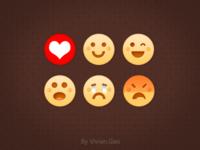 Emoticons...