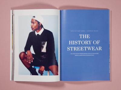 Pavement Magazine typography photography publication pavement magazine