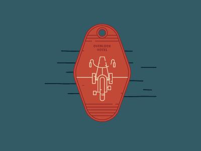 The Shining Icons illustration keychains icons the shining