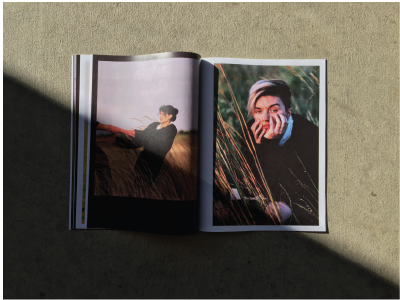 Label photography art direction branding editorial fashion