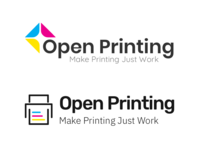 Open Printing Logo Explorations