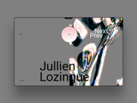 Jullien Lozingue website