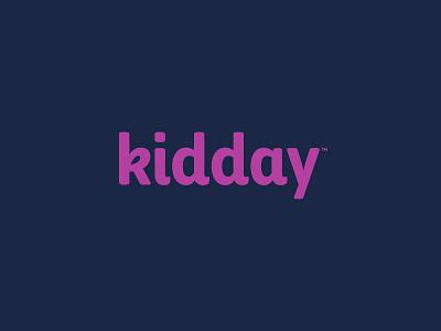 Kidday Logotype branding logotype logo