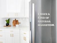 Natural Magnetism
