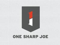 One Sharp Joe Logo Concept