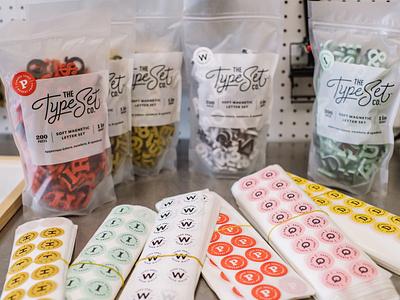 Behind The Scenes Packaging packaging design stickers packaging braizen branding