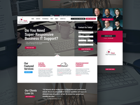 IT Support Homepage