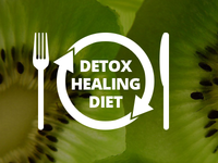 Detox Healing Diet Logo