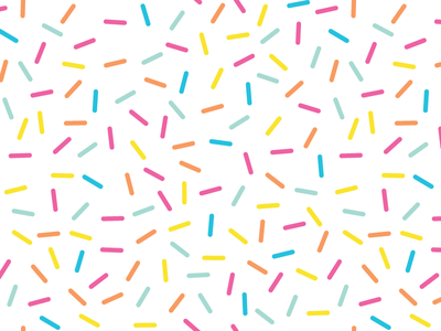 Sprinkles Pattern color illustrator sprinkles pattern wallpaper
