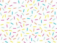 Sprinkles Pattern