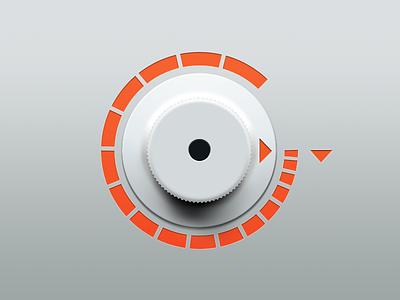 Sexy Dial - Dieter Rams (PSD) pixelgrade braun dieter rams white industrial psd freebie dieter soft free button