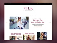 SILK Fashion Blog