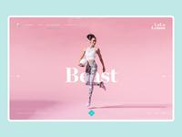 Beast - LuLu Lemon (Desktop)