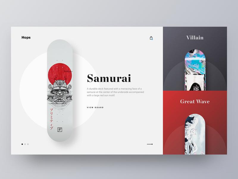 Skateboard Decks (Desktop)