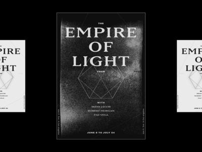 Empire Of Light Tour