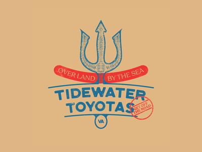 Tidewater Toyotas Badge
