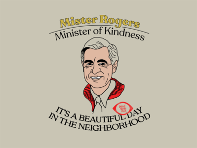 Good Guys Club: Mr. Rogers