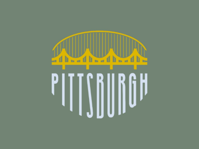 The City of Bridges Badge 2