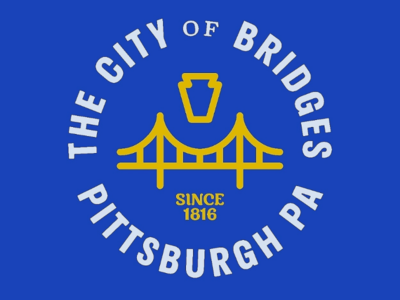 The City of Bridges Badge 3