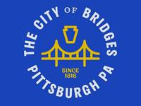 The City of Bridges Badge 3