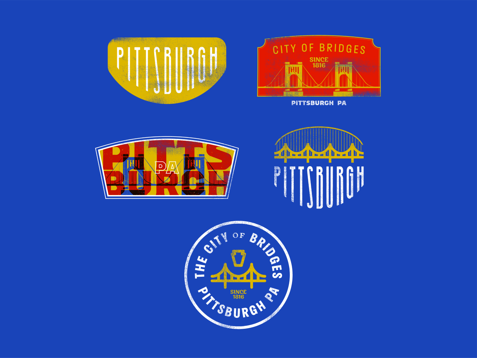 Pittsburgh badges combined 07 01