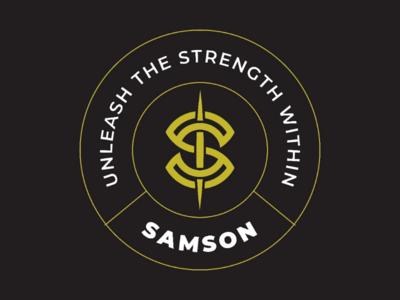 Samson Badge