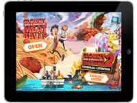Cloudy with a Chance of Meatballs 2 Storybook