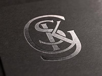 Monogram for wedding wedding monogram logo logotype branding print emboss