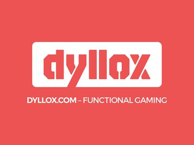 Dyllox Branding brand game logotype branding logo gaming