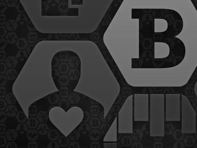 Burthub Apps – Desktop Wallpaper apps application icon symbol logo logotype burt hub desktop dark grey wallpaper