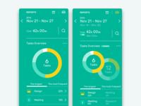 Stats Screens