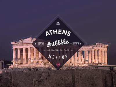 Athens Dribbble Meetup! meetup dribbble meetup athens