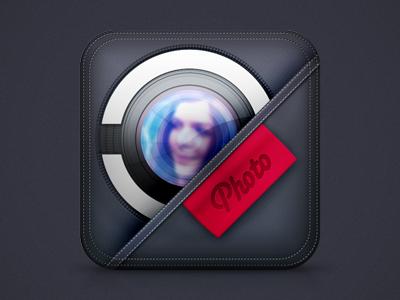 iOS icon ios icon app icon photo lens camera