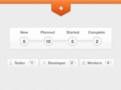 UI Elements ui web app app