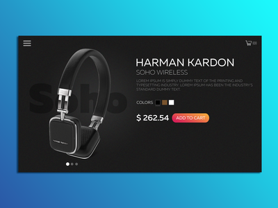 Product Screen 1