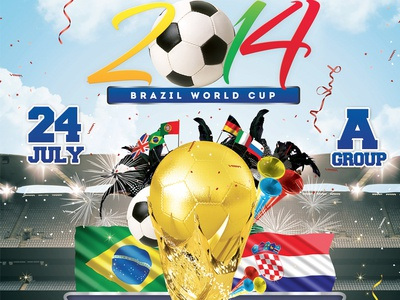 World Cup 2014  brazuca brazil brazil 2014 event fifa fifa world cup soccer sport tournament world cup world cup 2014 world cup brazil
