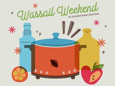 Wassail Weekend!