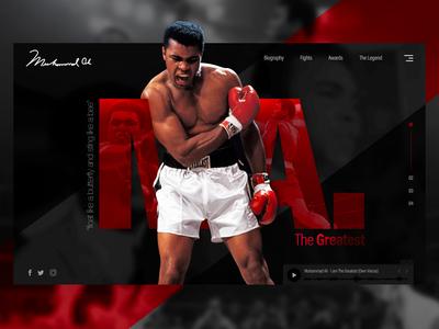 The Greatest - Muhammad Ali