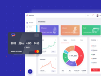 PayTeh dashboard | Hello dribbble