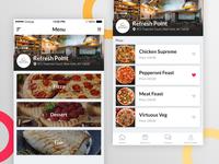 Local Food Order App