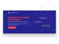 Software Development Header