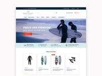 Beach & Surfing Store