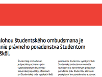 University magazine layout