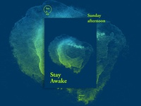 Stay Awake Daily UI