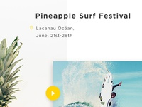 Pineapple Surf Festival