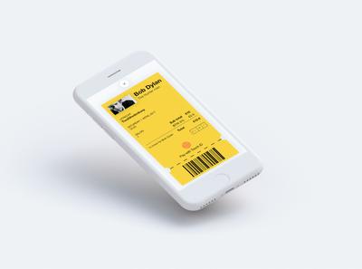 TivoliVredenburg - simple ticket payment concept